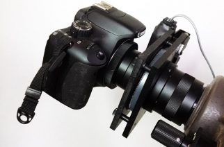 nFRAME Camera Rotator in Two Configurations
