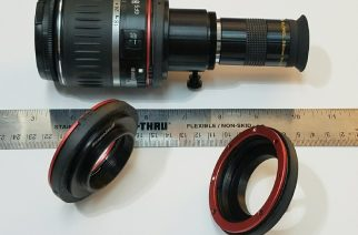 Canon EOS Telescope Adapters From ScopeStuff