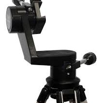 Vixen Optics New Black Vixen Porta II Head with StarGuy Berlebach Tripod