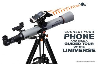 Celestron Introduces StarSense Explorer Telescopes Optimized for Use with Smart Phones