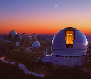 College Astronomy Observatories