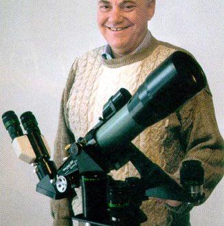 TeleVue's Founder Al Nagler