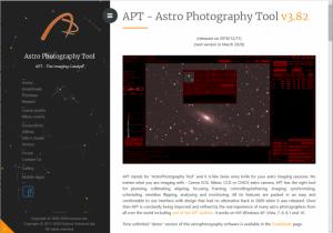 APT AstroPhotography Tool