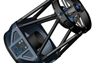 Telescopi Italiani Announces Availability of TI35 f/3.5 Astrograph Telescope