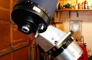 Xerxes Scientific Announces Prototype of Offers New Single Arm Telescope Mount for Astro Imaging