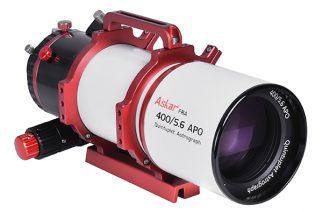ASKAR FRA Telescopes 4-lens Petzval Design