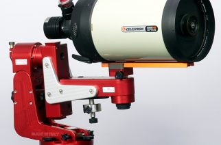 Avalon Instruments Introduces the M-zero LHQ Telescope Mount for Low Latitude Areas