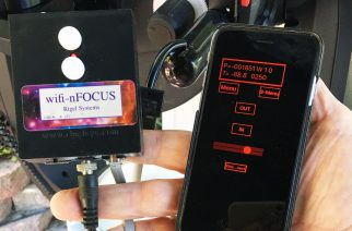 Rigel Systems Offers New nFOCUS Focusing Motor for Celestron SCTs