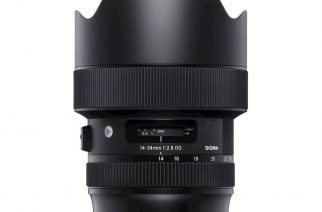 Sigma 14-24mm F2.8 DN Camera Lens for Astro Landscape Photography