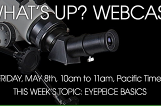 This Week's SkyWatcher USA What's Up? Webcast