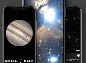 Stellarium Planetarium New Release