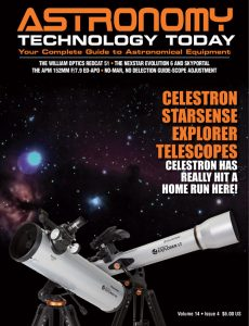 Astronomy Technology Today