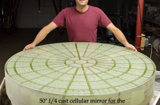Large Aperture Telescope Optics Webcast