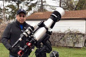 Focusing on Astronomy