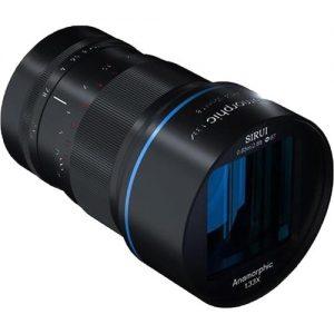 Sirui - 50mm f/1.8 Anamorphic 1.33x Lens