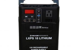 Meade LXPS 18 Lithium Battery