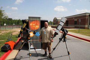 Stephen Ramsden Visits Sky-Watcher Webcast