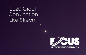 2020 Great Conjunction Livestream