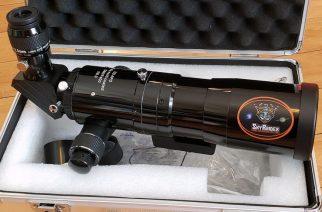 SkyRaider 66mm ED APO Refractor