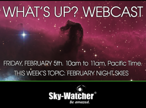What to See in the February Skies