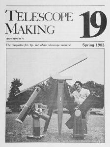 Telescope Making Magazine