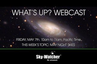 May Skies for Astronomy