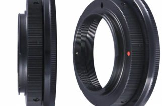 Tele Vue Nikon F-Mount Wide T Adapter with Bayonet