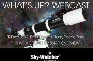 Sky-Watcher Evostar ED Refractors