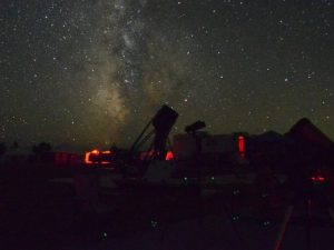 Star Parties for August 2021