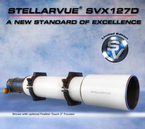 Stellarvue SVX127D Refractor