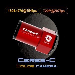 Player One Ceres Planetary Cameras