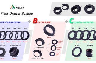 Antlia Filter Drawer System
