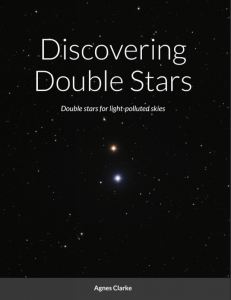 Discovering Double Stars