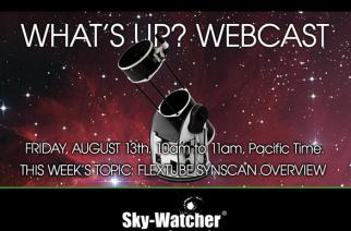 Sky-Watcher Flextube SynSCan GoTo Dobsonian