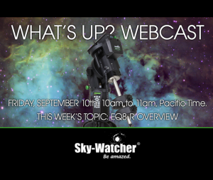 Sky-Watcher EQ8-R/Rh Mount
