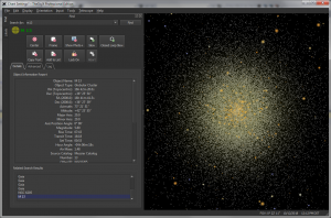 TheSky Supports Gaia Star Catalog